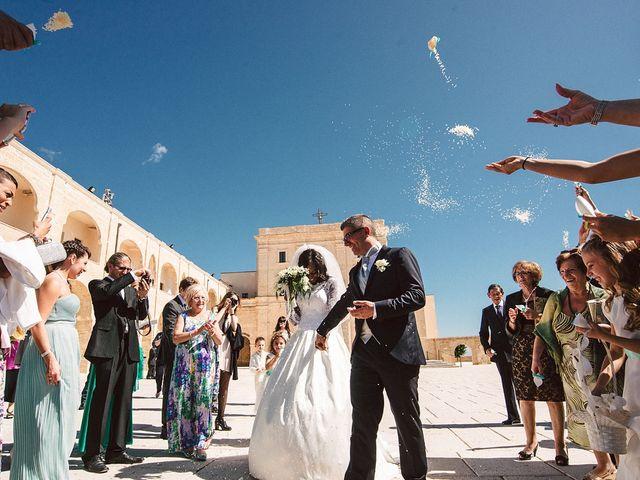 Il matrimonio di Marco e Elisabetta a Lecce, Lecce 85