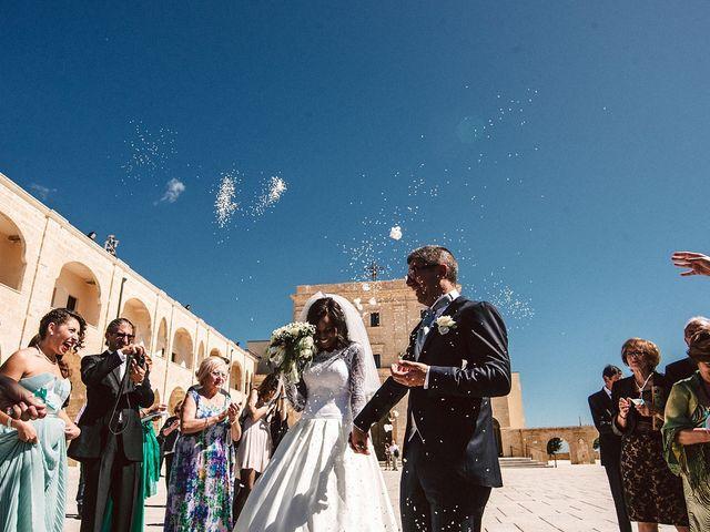 Il matrimonio di Marco e Elisabetta a Lecce, Lecce 86