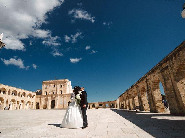 Il matrimonio di Marco e Elisabetta a Lecce, Lecce 97