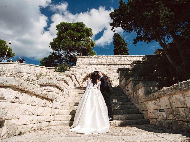 Il matrimonio di Marco e Elisabetta a Lecce, Lecce 99