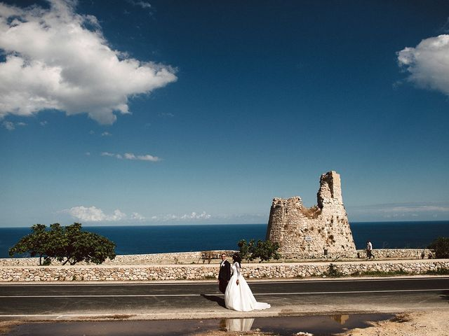 Il matrimonio di Marco e Elisabetta a Lecce, Lecce 102