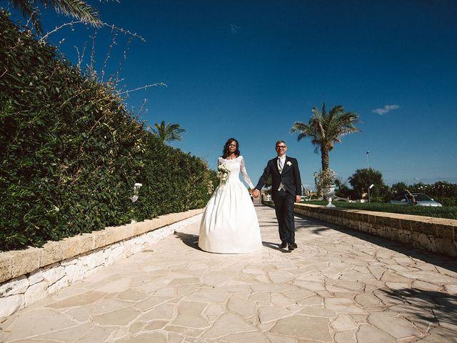 Il matrimonio di Marco e Elisabetta a Lecce, Lecce 109