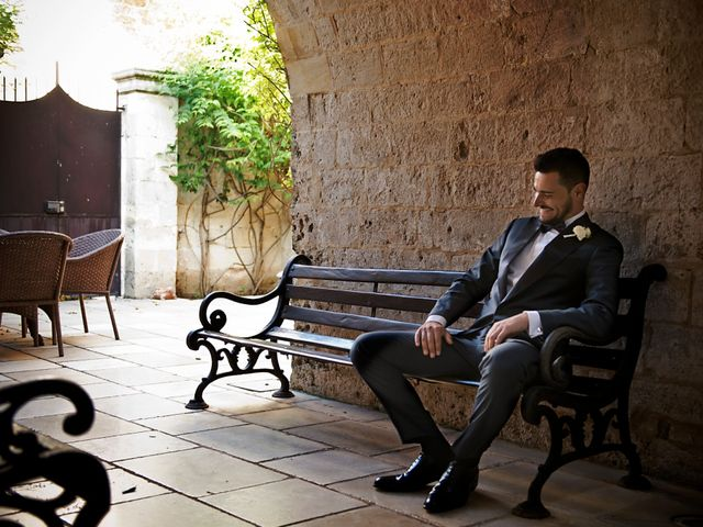 Il matrimonio di Marco e Letizia a San Donaci, Brindisi 11