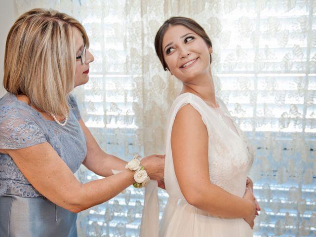 Il matrimonio di Marco e Letizia a San Donaci, Brindisi 22