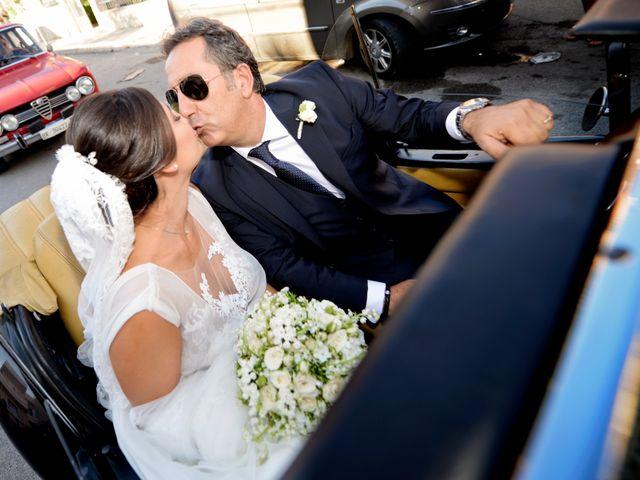 Il matrimonio di Marco e Letizia a San Donaci, Brindisi 30