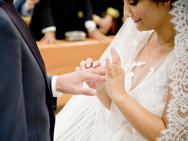 Il matrimonio di Marco e Letizia a San Donaci, Brindisi 31