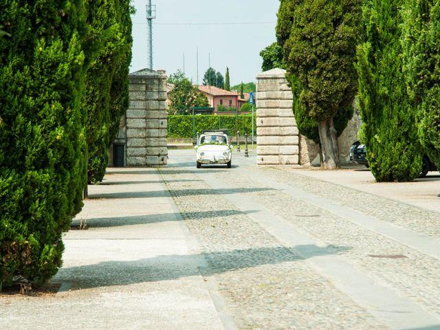 Il matrimonio di Marco e Laura a Rodengo-Saiano, Brescia 24