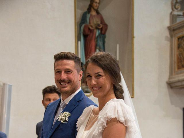 Il matrimonio di Marco e Laura a Rodengo-Saiano, Brescia 25