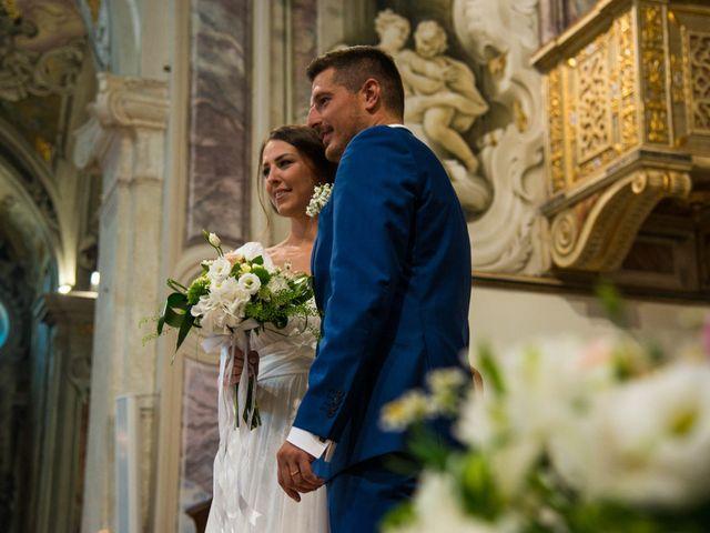 Il matrimonio di Marco e Laura a Rodengo-Saiano, Brescia 26