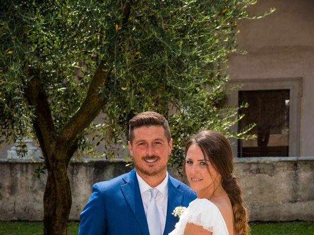 Il matrimonio di Marco e Laura a Rodengo-Saiano, Brescia 27