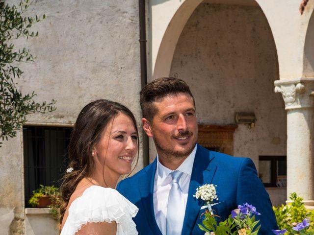 Il matrimonio di Marco e Laura a Rodengo-Saiano, Brescia 29