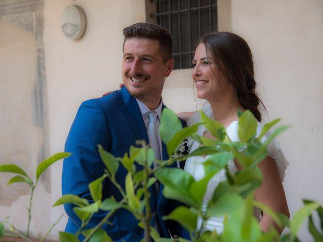Il matrimonio di Marco e Laura a Rodengo-Saiano, Brescia 30