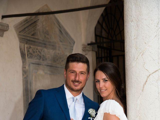 Il matrimonio di Marco e Laura a Rodengo-Saiano, Brescia 32