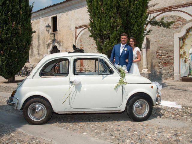 Il matrimonio di Marco e Laura a Rodengo-Saiano, Brescia 33