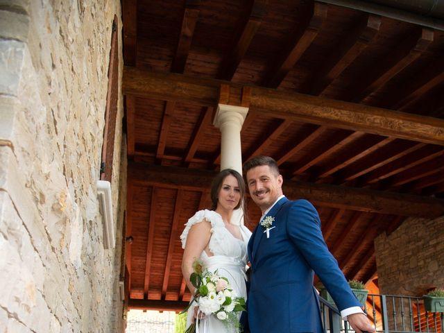 Il matrimonio di Marco e Laura a Rodengo-Saiano, Brescia 36
