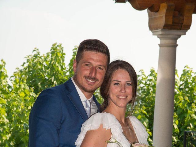Il matrimonio di Marco e Laura a Rodengo-Saiano, Brescia 38