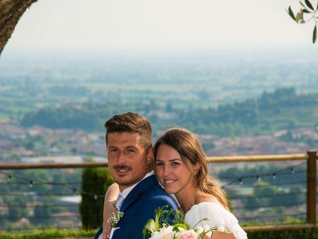 Il matrimonio di Marco e Laura a Rodengo-Saiano, Brescia 43