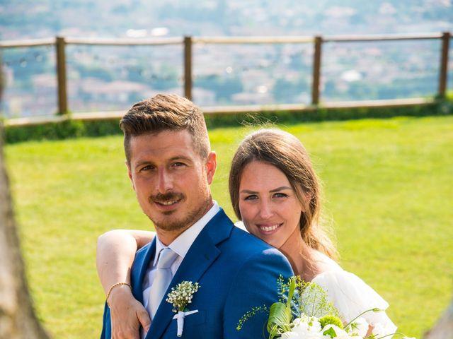 Il matrimonio di Marco e Laura a Rodengo-Saiano, Brescia 44