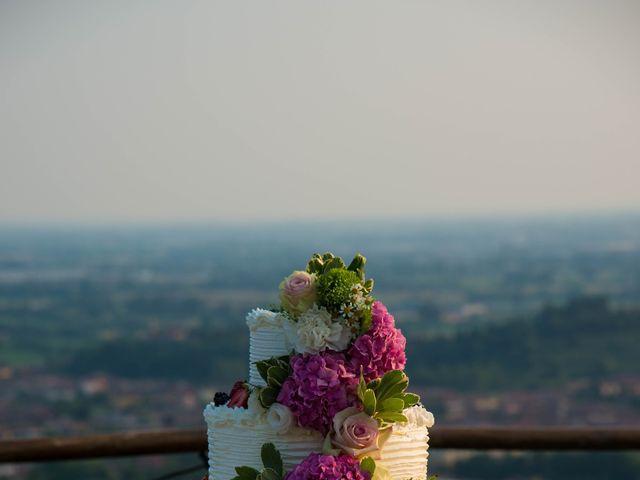 Il matrimonio di Marco e Laura a Rodengo-Saiano, Brescia 51