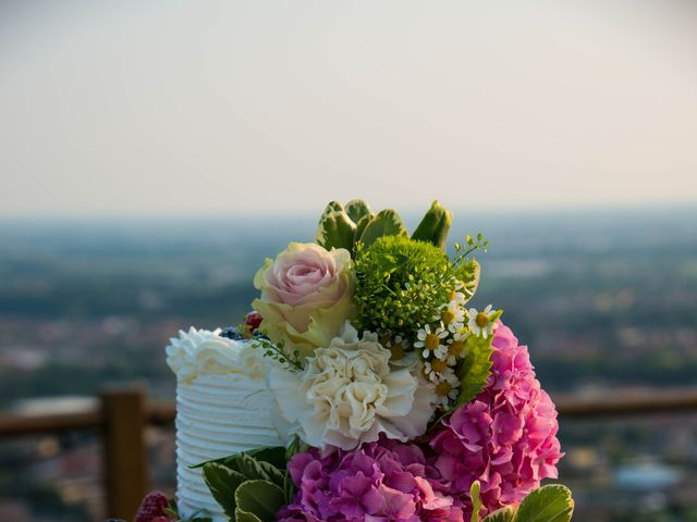 Il matrimonio di Marco e Laura a Rodengo-Saiano, Brescia 53