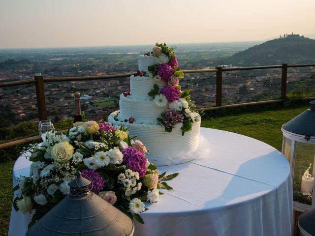 Il matrimonio di Marco e Laura a Rodengo-Saiano, Brescia 54