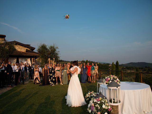 Il matrimonio di Marco e Laura a Rodengo-Saiano, Brescia 57