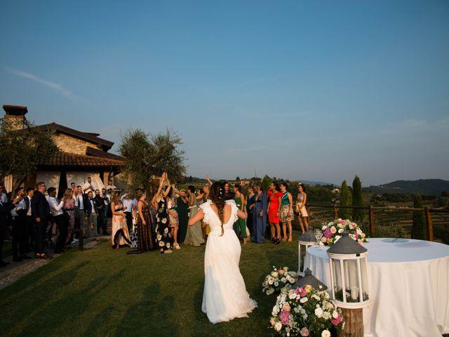 Il matrimonio di Marco e Laura a Rodengo-Saiano, Brescia 58