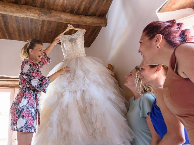 Il matrimonio di Francesco e Silvia a Laurino, Salerno 18