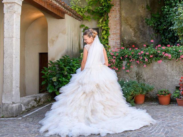Il matrimonio di Francesco e Silvia a Laurino, Salerno 24