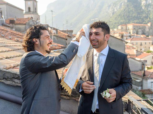 Il matrimonio di Francesco e Silvia a Laurino, Salerno 29