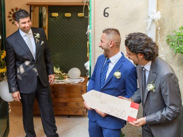 Il matrimonio di Francesco e Silvia a Laurino, Salerno 30