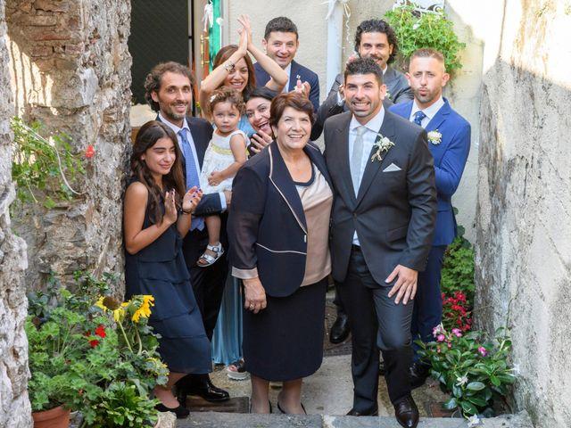 Il matrimonio di Francesco e Silvia a Laurino, Salerno 31