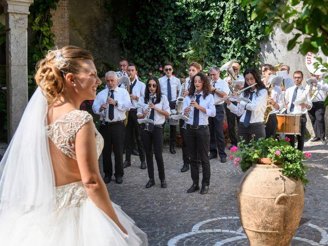 Il matrimonio di Francesco e Silvia a Laurino, Salerno 32