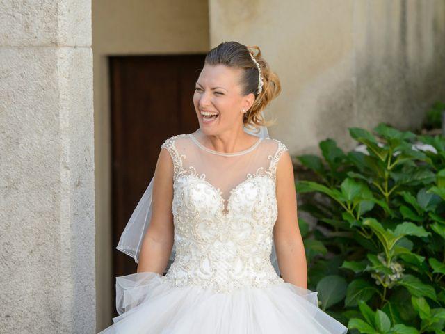 Il matrimonio di Francesco e Silvia a Laurino, Salerno 33