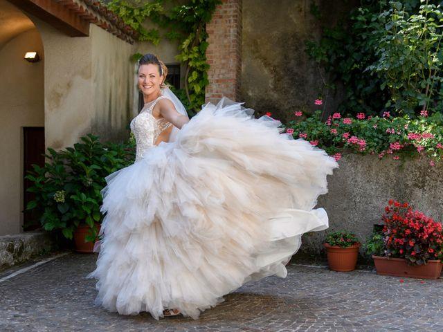 Il matrimonio di Francesco e Silvia a Laurino, Salerno 34