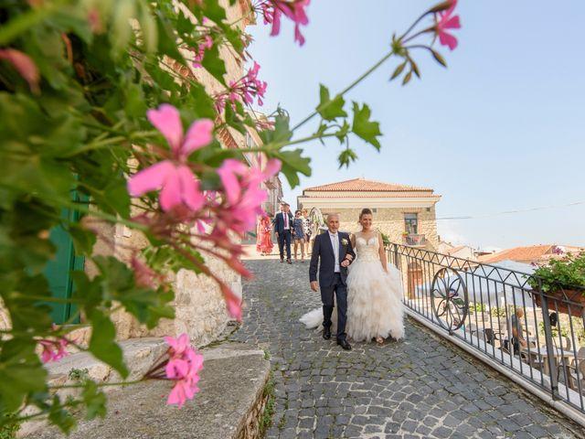 Il matrimonio di Francesco e Silvia a Laurino, Salerno 35