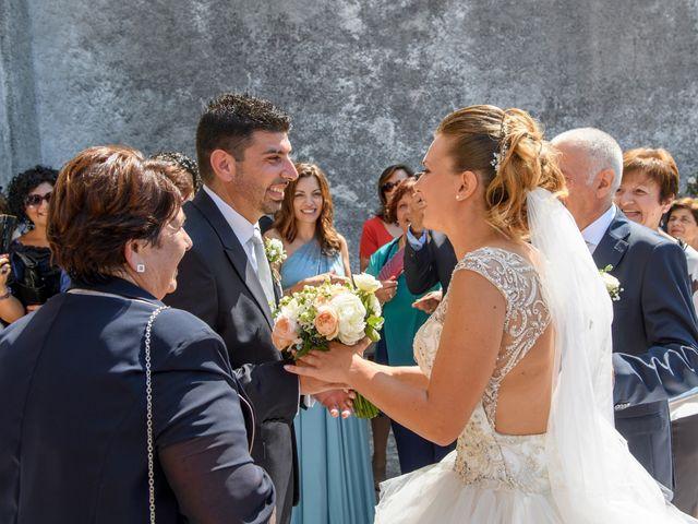 Il matrimonio di Francesco e Silvia a Laurino, Salerno 38