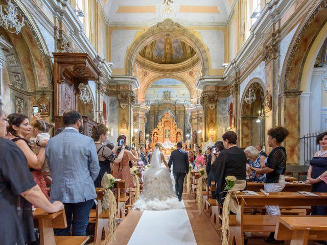 Il matrimonio di Francesco e Silvia a Laurino, Salerno 39