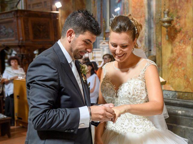 Il matrimonio di Francesco e Silvia a Laurino, Salerno 40
