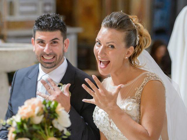 Il matrimonio di Francesco e Silvia a Laurino, Salerno 41