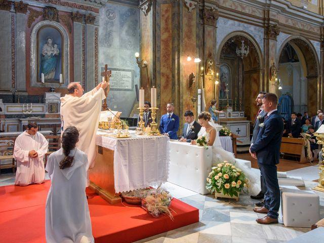 Il matrimonio di Francesco e Silvia a Laurino, Salerno 42