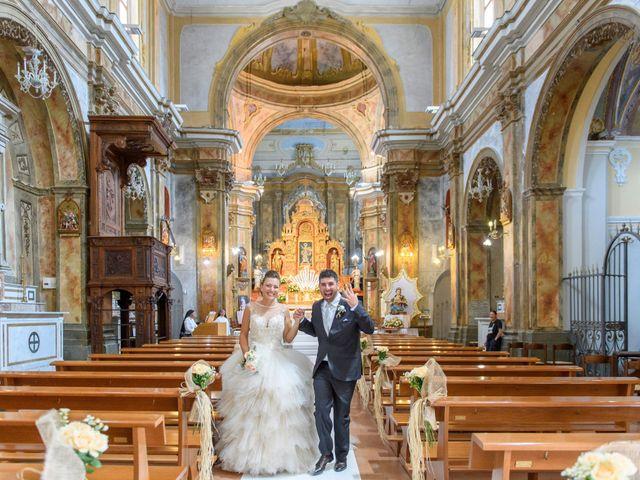 Il matrimonio di Francesco e Silvia a Laurino, Salerno 44