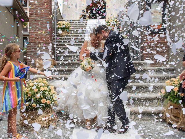 Il matrimonio di Francesco e Silvia a Laurino, Salerno 48