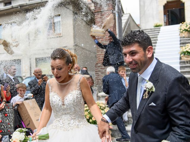 Il matrimonio di Francesco e Silvia a Laurino, Salerno 49