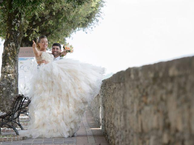 Il matrimonio di Francesco e Silvia a Laurino, Salerno 56