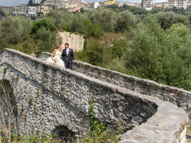 Il matrimonio di Francesco e Silvia a Laurino, Salerno 58