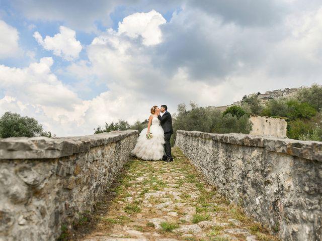 Il matrimonio di Francesco e Silvia a Laurino, Salerno 60