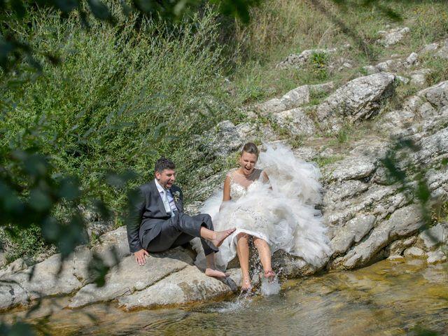Il matrimonio di Francesco e Silvia a Laurino, Salerno 61