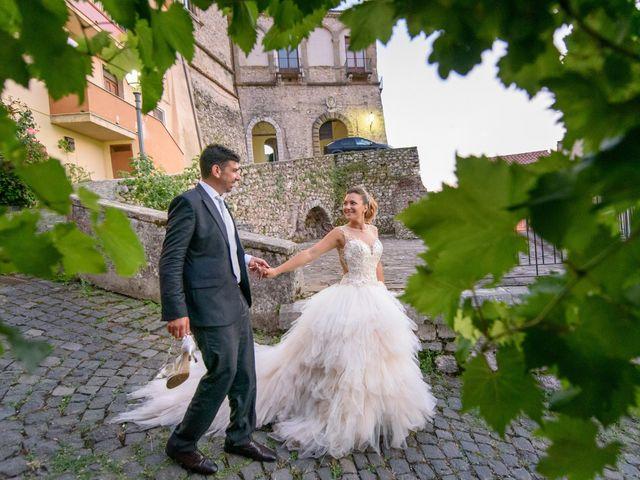 Il matrimonio di Francesco e Silvia a Laurino, Salerno 62
