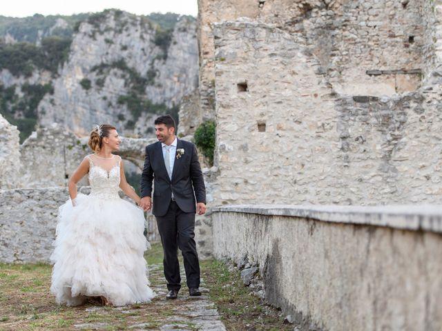 Il matrimonio di Francesco e Silvia a Laurino, Salerno 64